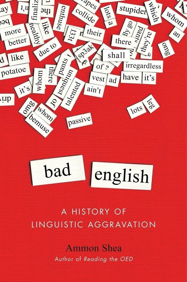 'Bad English' by Ammon Shea