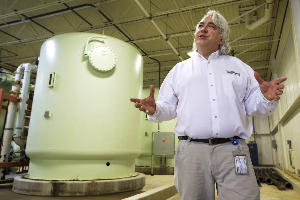 Bill Stowe, Des Moines Water Works CEO