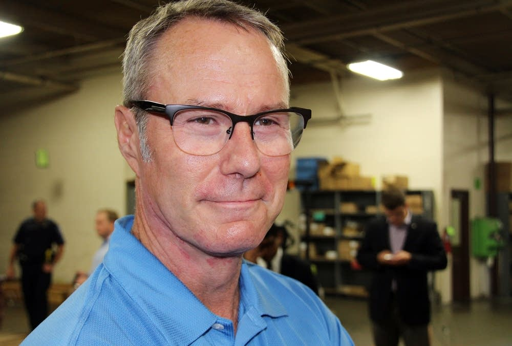 Cass Screw Machine Products president Steve Wise