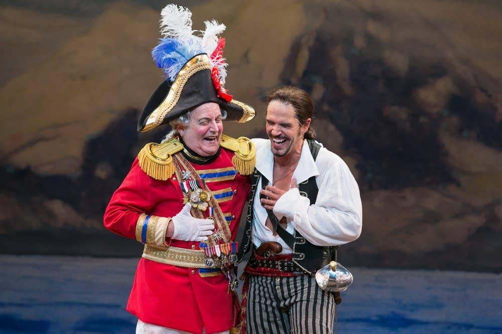 Briggle, O'Neill, 'Pirates of Penzance'
