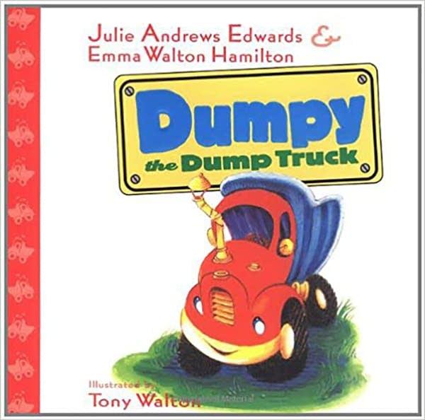 Julie's Library: Dumpy the Dump Truck