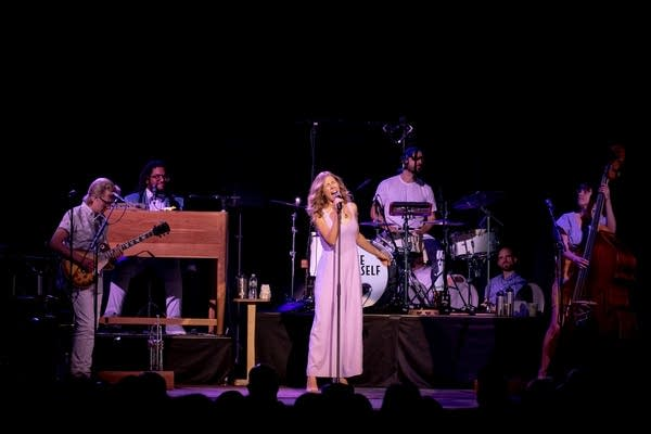 Lake Street Dive perform songs from their new album,