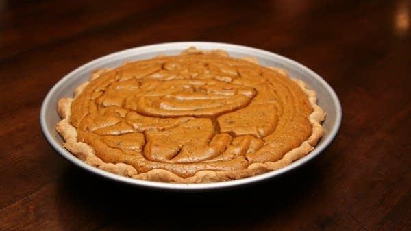Butternut 'Pumpkin' Pie
