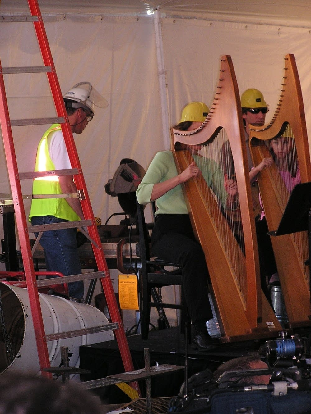 Construction concerto