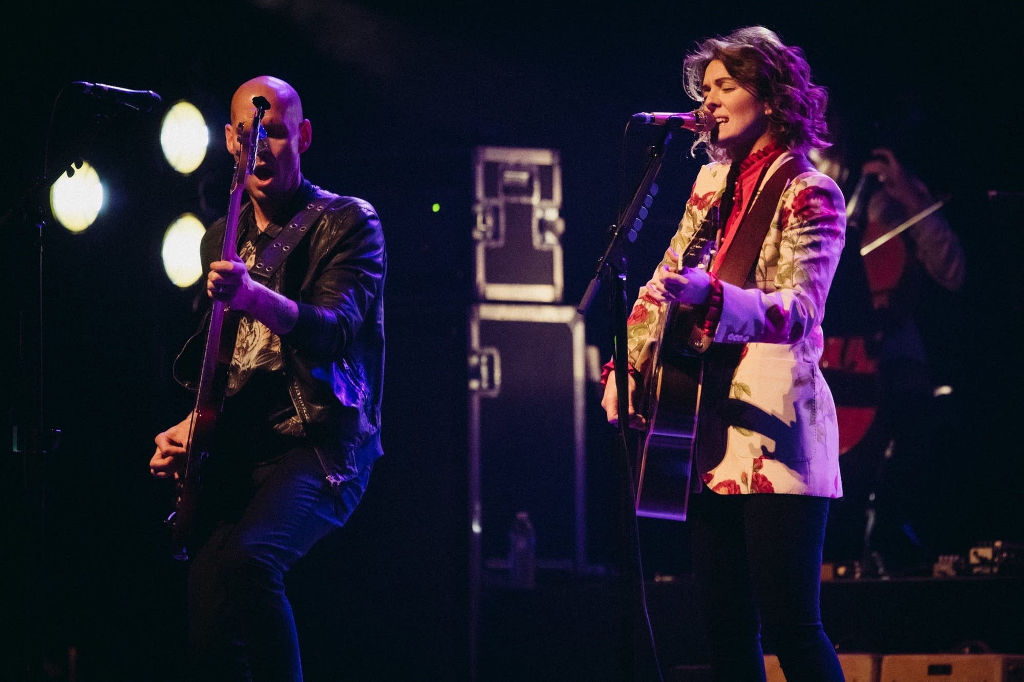Brandi Carlile in concert at the State Theatre in Minneapolis