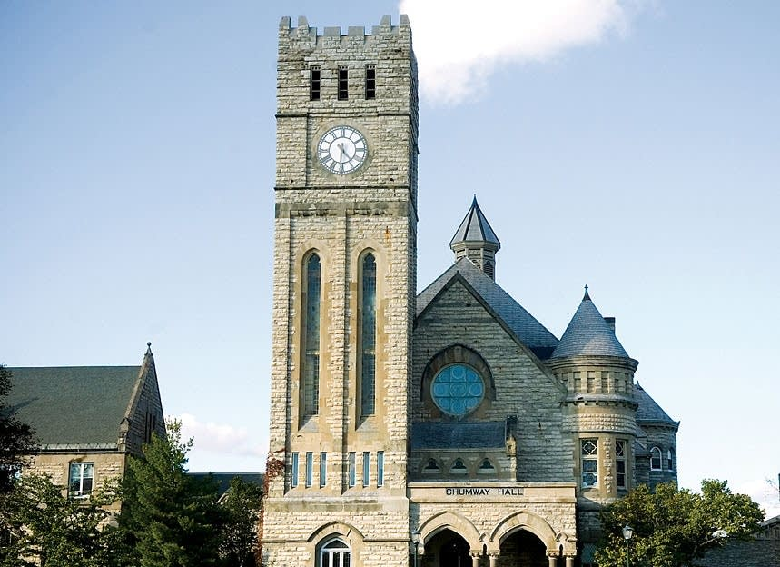 Shattuck St. Mary's campus