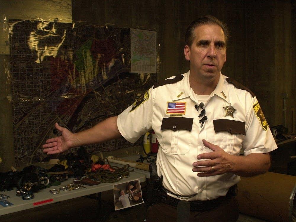Ramsey County Sheriff Bob Fletcher