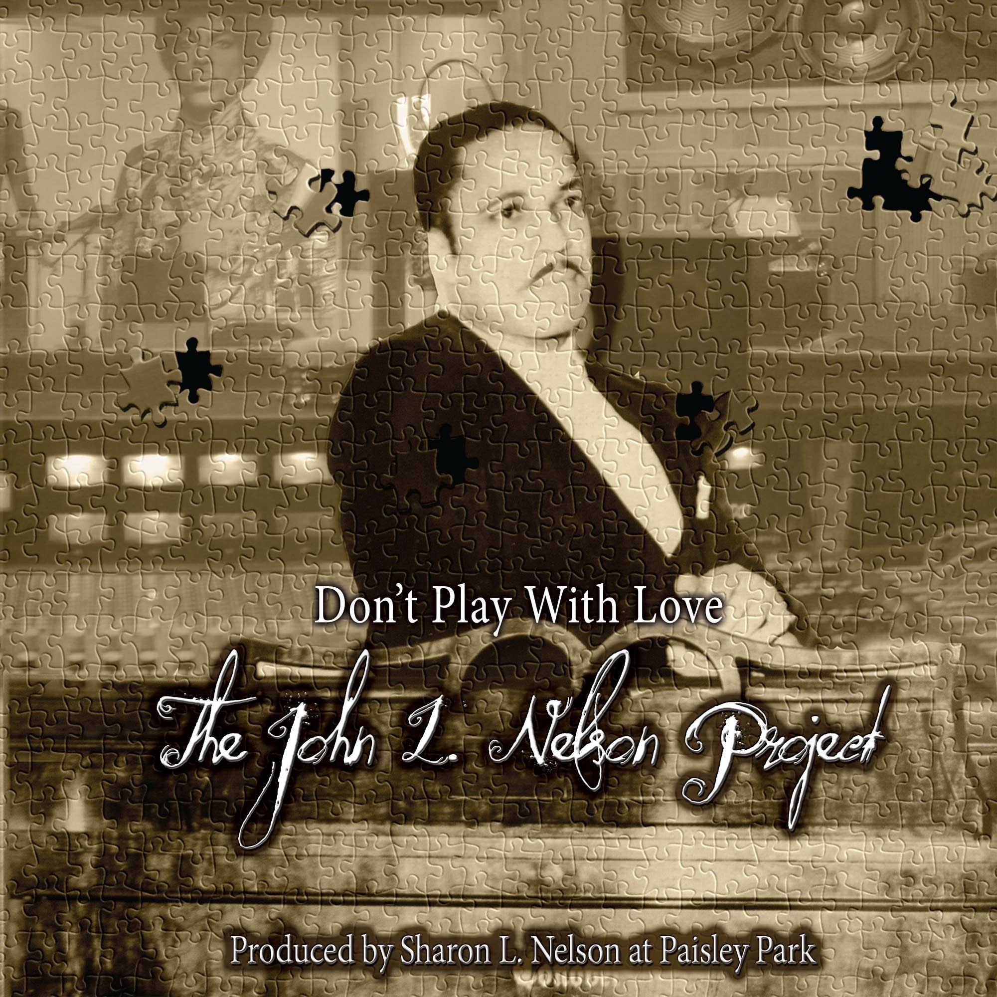 'Don't Play With Love' cover art