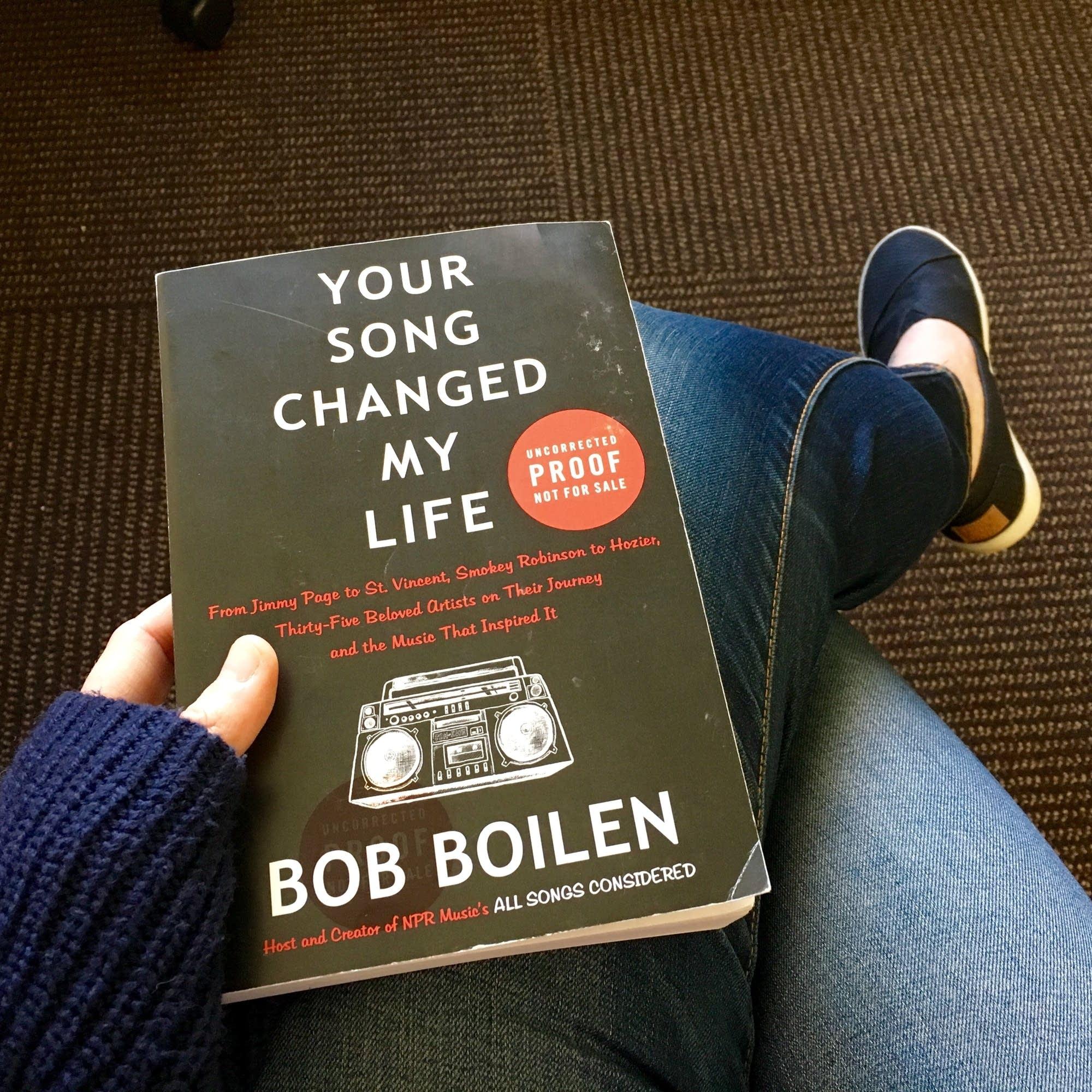 Bob Boilen's