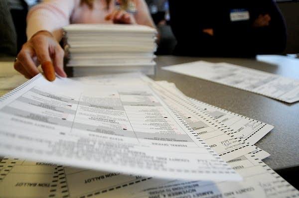 Minnesota recount day 2