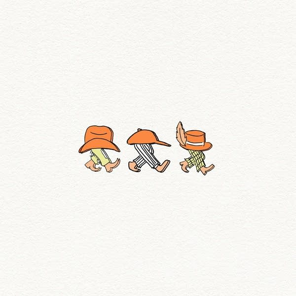 Bad Bad Hats, 'Walkman' album art