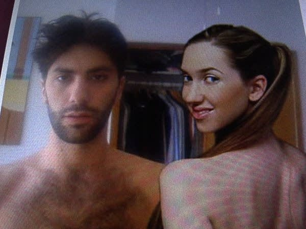Nev and Megan