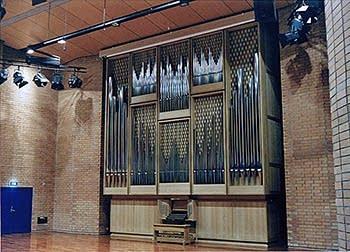 1990 Marcussen organ at the Norwegian College of Music, Oslo, Norway