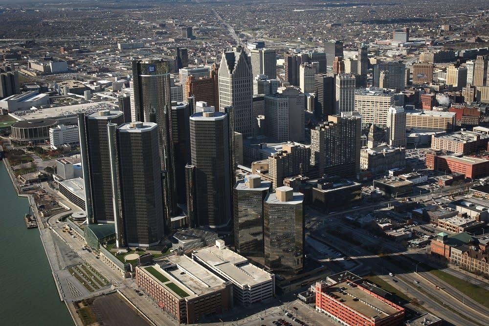 Detroit in 2008
