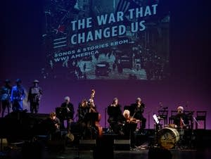 The War That Changed Us: Songs and Stories from WWI