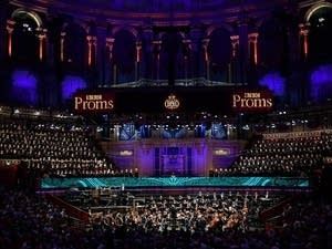 First night of the 2017 BBC Proms