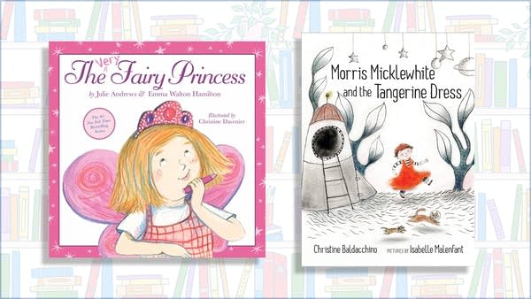 The Very Fairy Princess and Morris Micklewhite and the Tangerine Dress