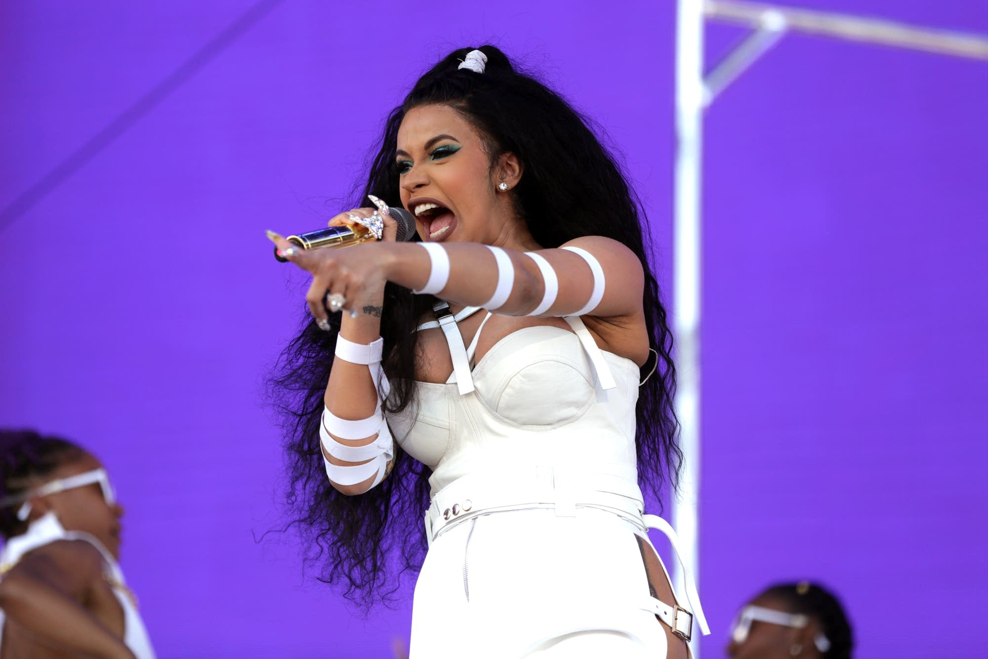 Cardi B Coachella: Cardi B, Hip-hop's Missing Female Voice