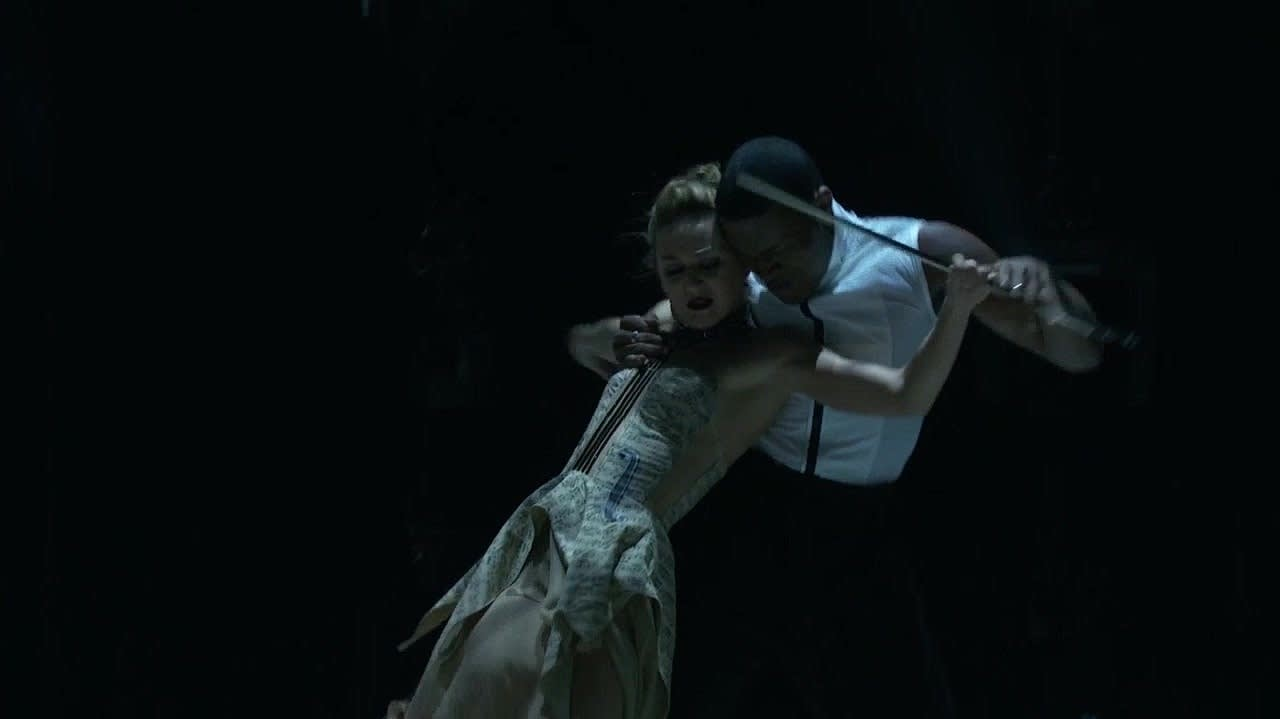 Magda Fialek and Darius Hickman on 'So You Think You Can Dance.'