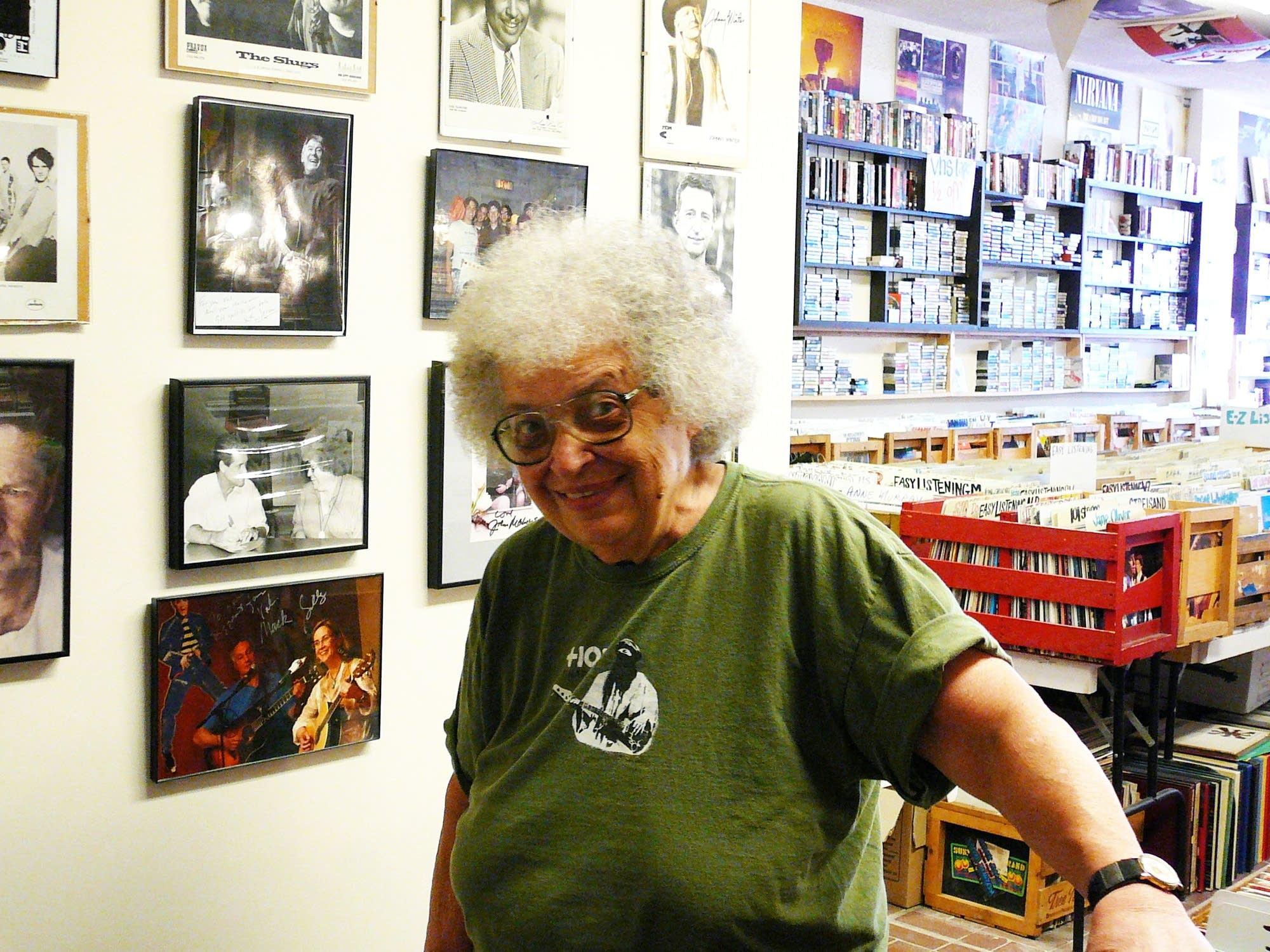 Val Camilletti of Val's Halla Records
