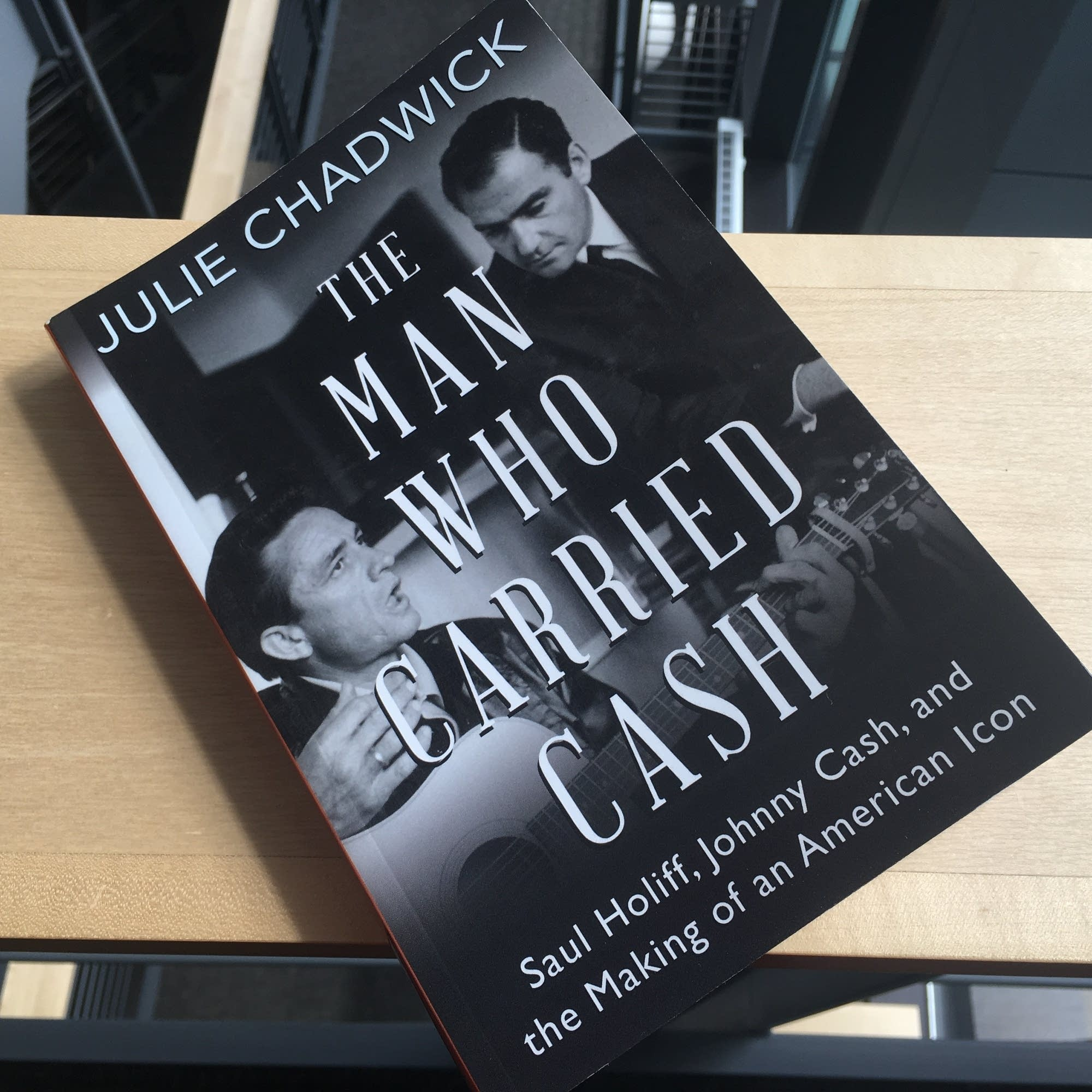Julie Chadwick's 'The Man Who Carried Cash.'