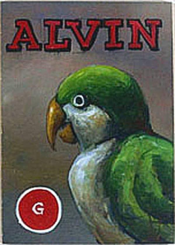 """""""Aviary#3 - Alvin"""" (2004)"""