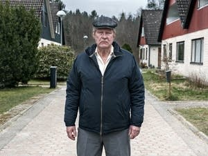Rolf Lassgard in 'A Man called Ove.'