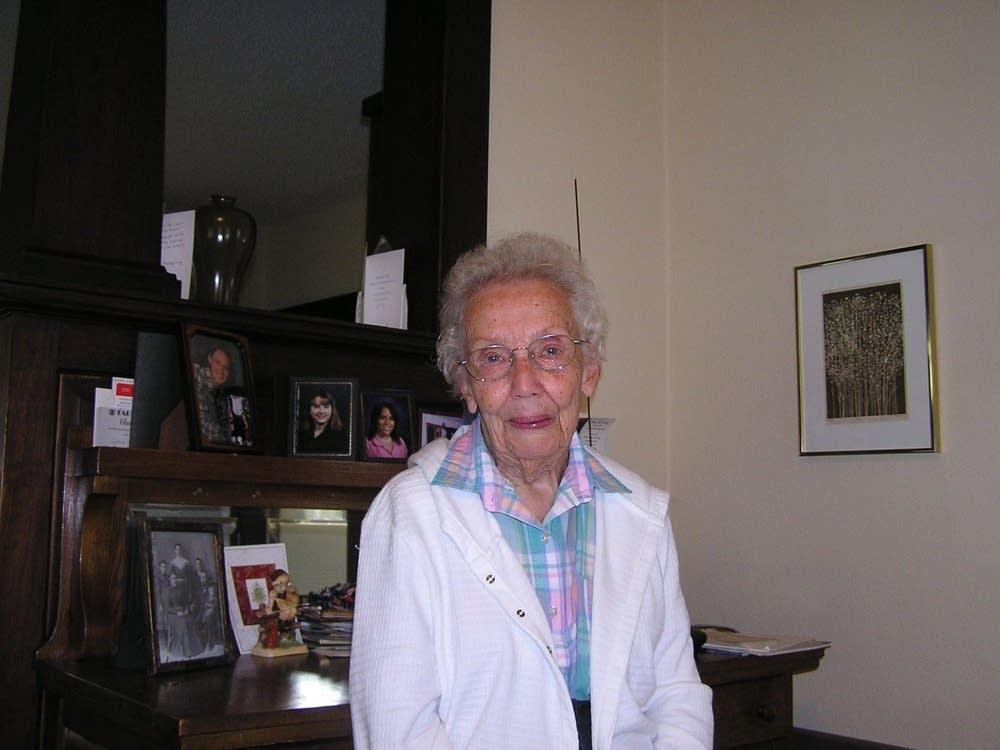 Dorothy Dodds