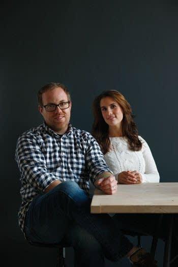 Jeremy and Jessica Nolen (Photo: Jason Varney)