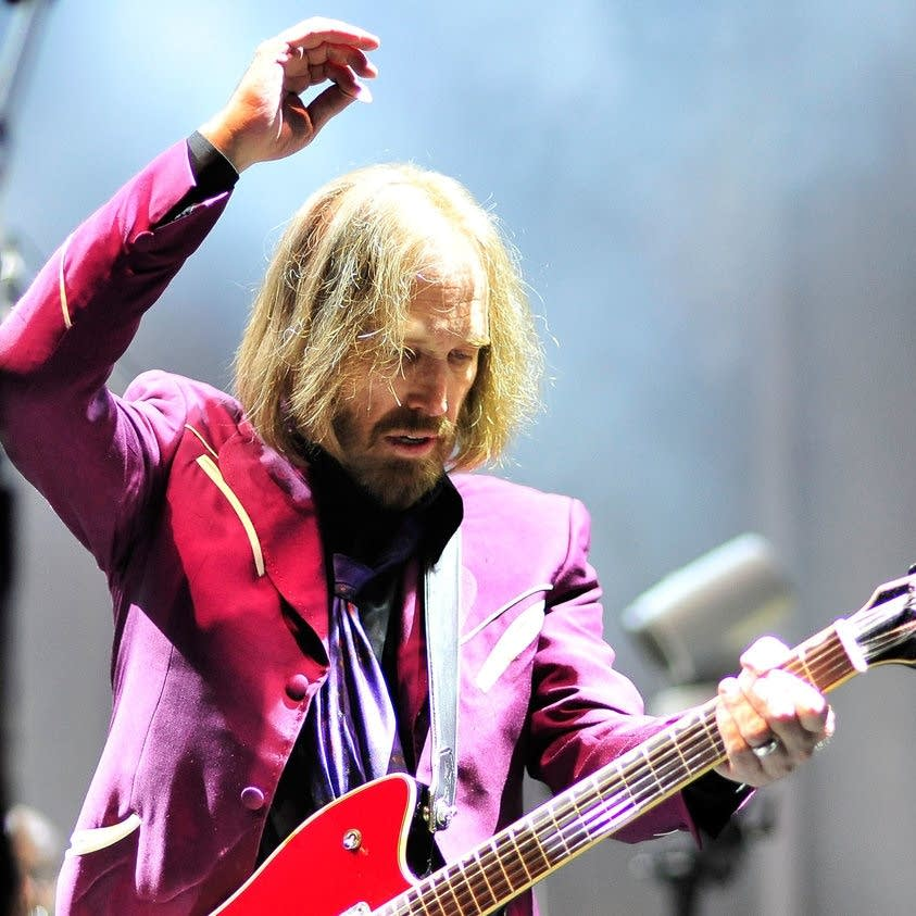 Tom Petty's 'An American Treasure' box set is due out Sept. 28