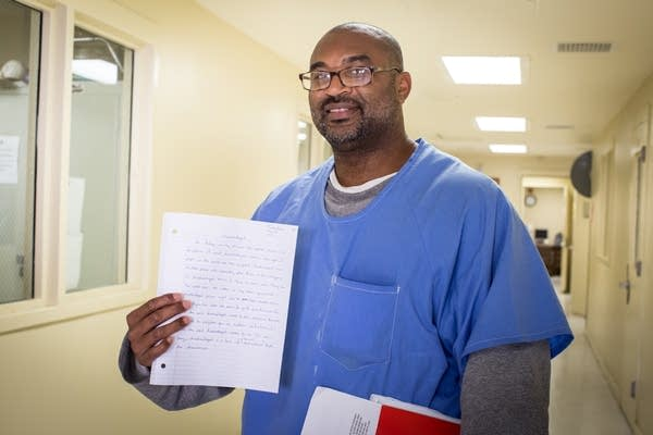 Inmate Timothy Hicks