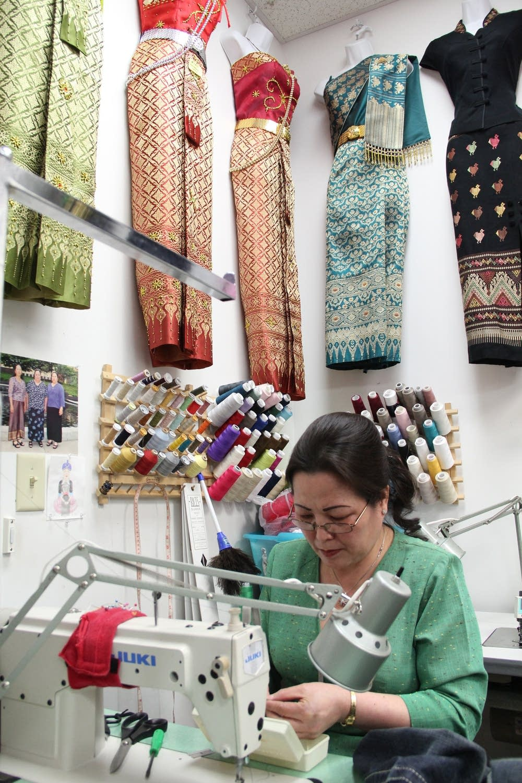 Shopowner Shoua Thao