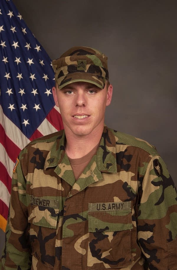 Sgt. Greg N. Riewer