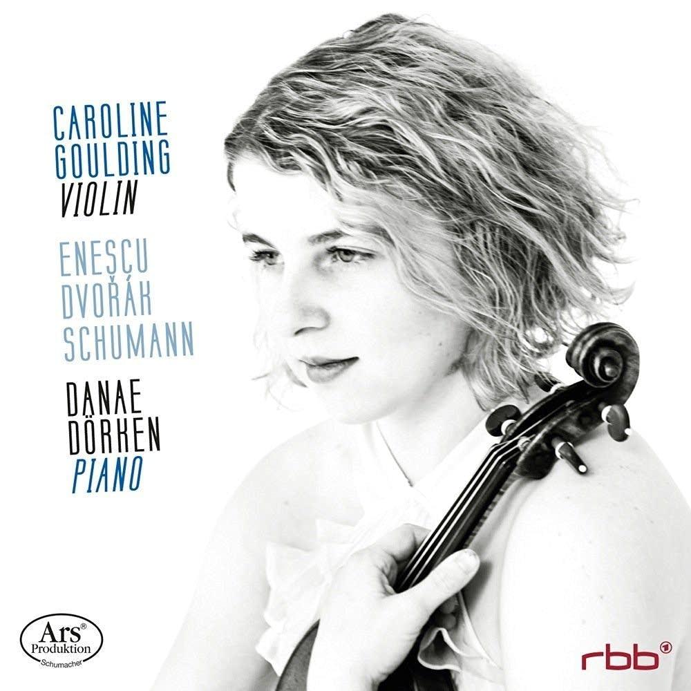 Goulding; Dorken; Enescu, Dvořák, Schumann