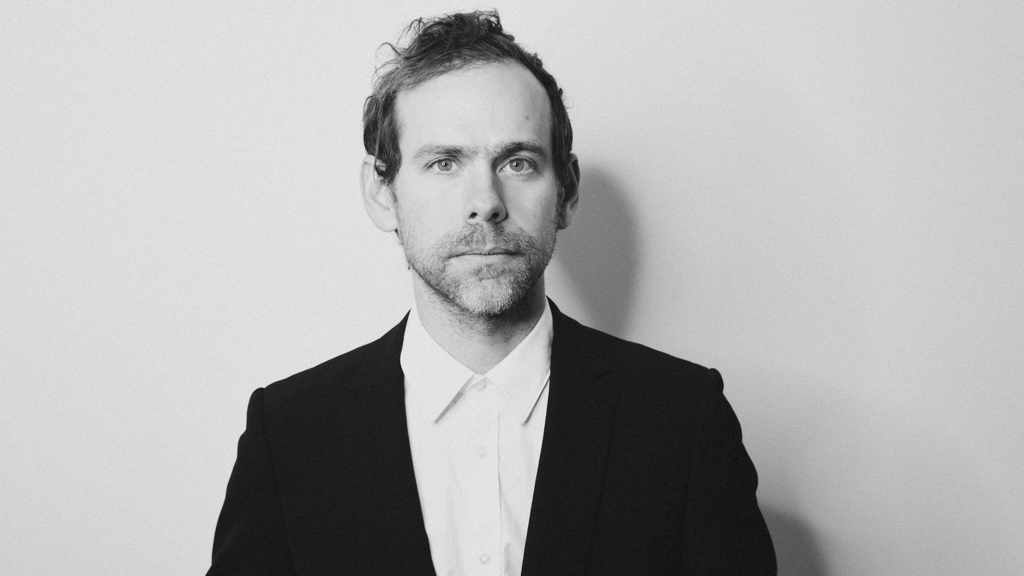 Composer and guitarist Bryce Dessner.