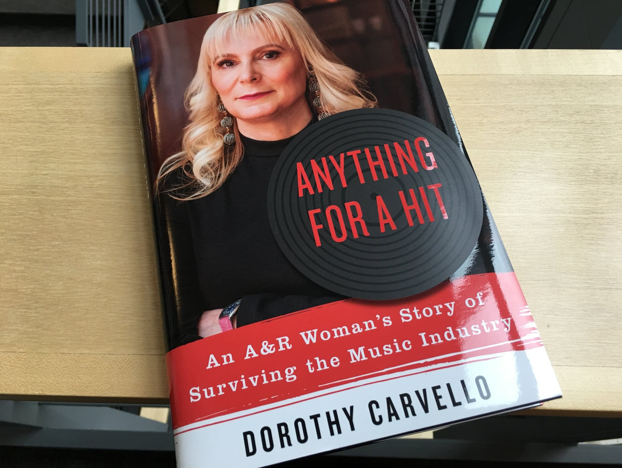 Dorothy Carvello's 'Anything for a Hit.'