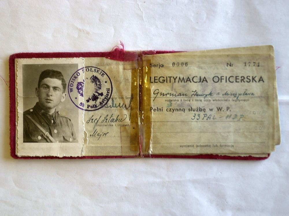 Gurman's Red Army ID