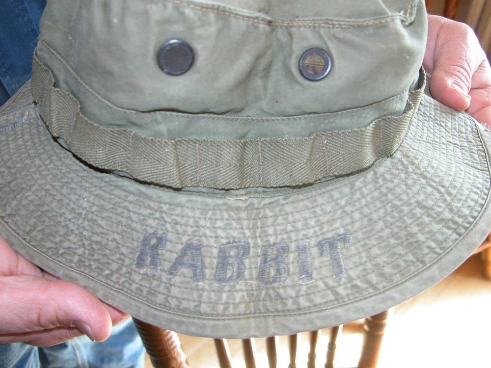 Kleven's hat