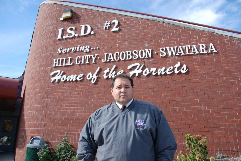 Hill City superintendent