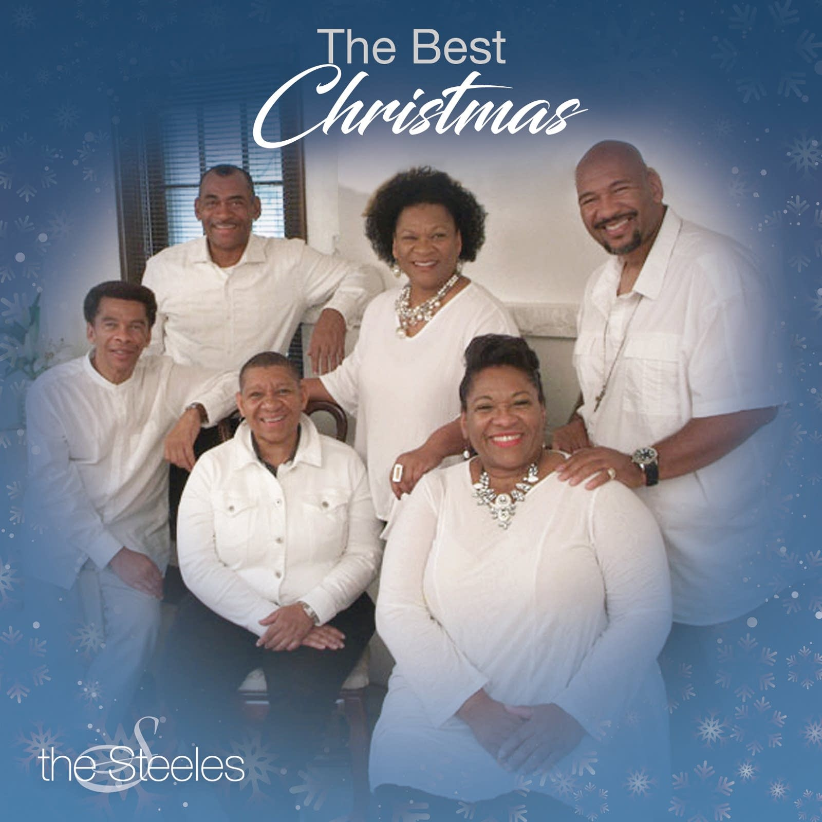 The Steeles' 2017 Christmas album.