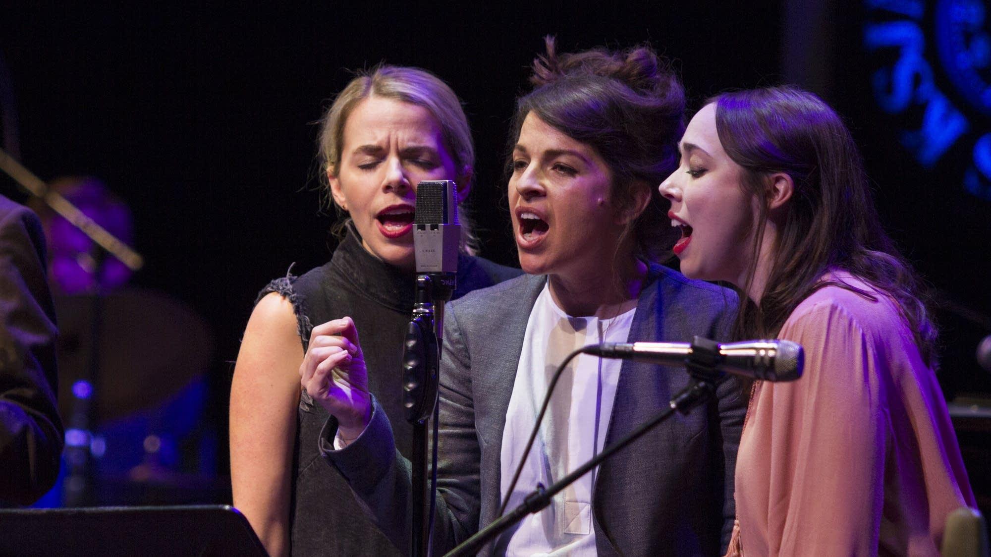 Jesca Hoop with Aoife O'Donovan and Sarah Jarosz