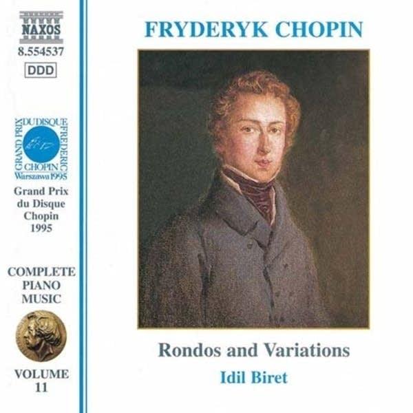 Frederic Chopin - Rondo, Op. 1