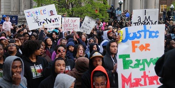 Minneapolis rally
