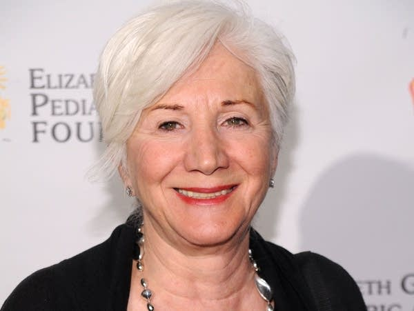 Actress Olympia Dukakis attends an awards dinner