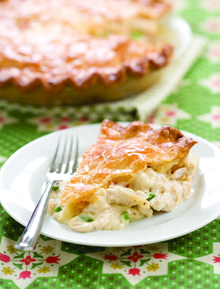 Just Chicken Pie