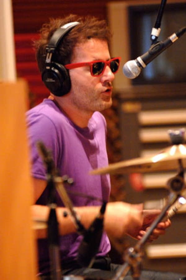 Jules De Martino of The Ting Tings