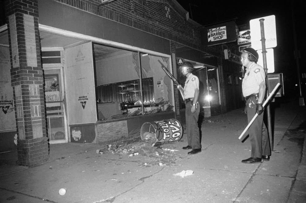 Minneapolis police on July 21, 1967