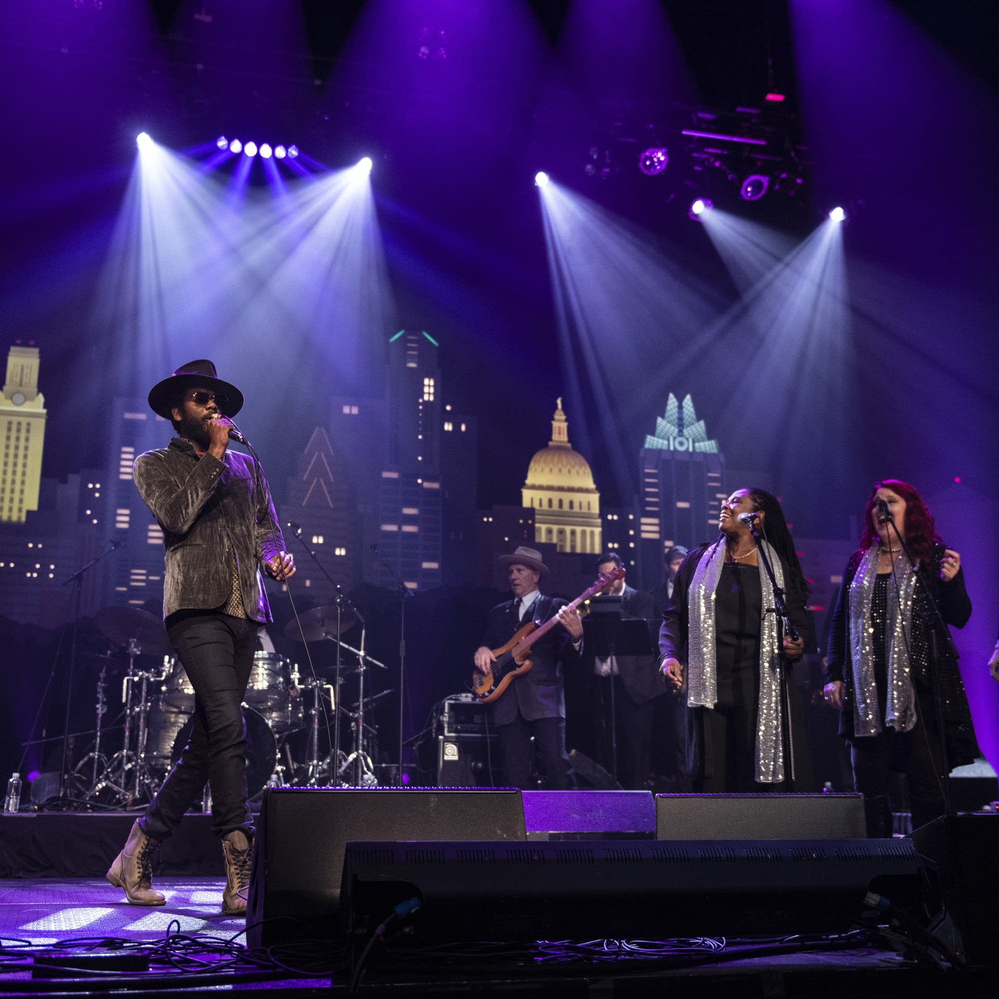 Austin City Limits Hall of Fame New Year's Special 2018