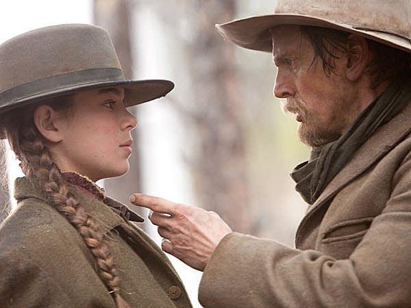 Mattie and  Ned