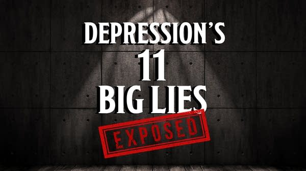 The Hilarious World of Depression: Depression Lies Exposed